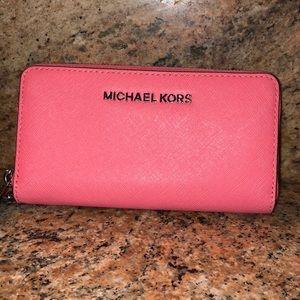Michael Kors Coin Purse Pink
